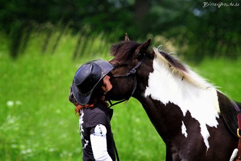 Impressionen am Rande der Veranstaltung:Freestyle Horse Convention