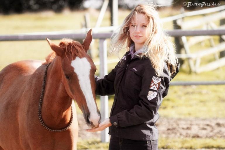Cynthia und Miss Felicity